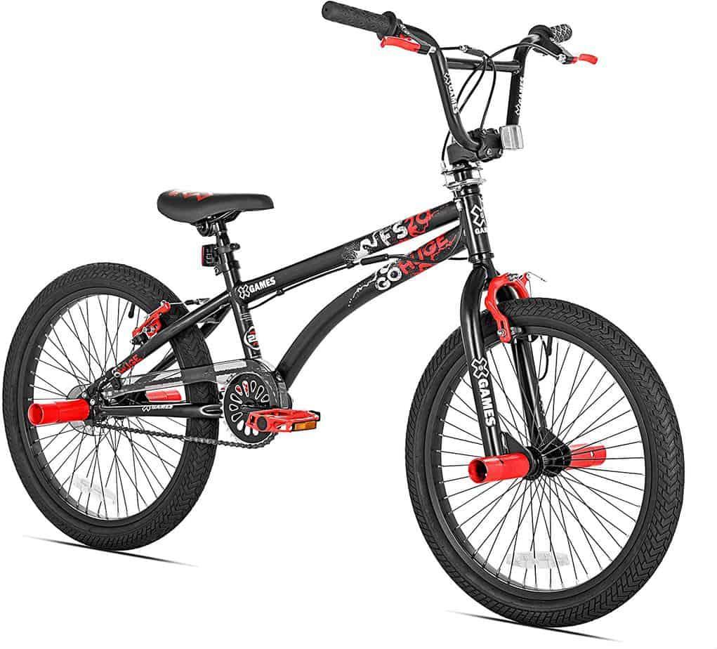 x-games best bmx bikes