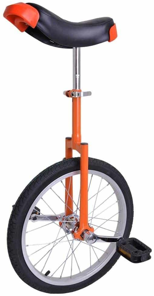 AW 18 inch wheel unicycle