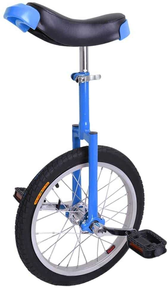 Monociclo unicycles for beginners